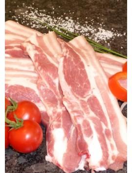 Poitrine de porc fermier