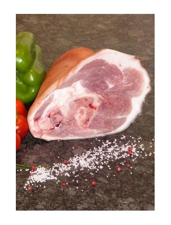 Jambette et jambonneau de porc fermier