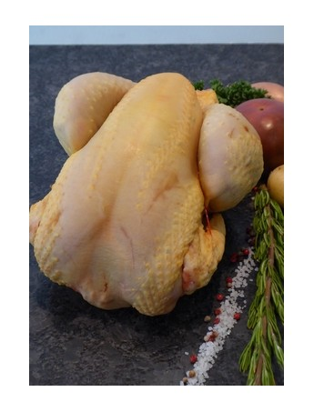 Poulet fermier Label Rouge