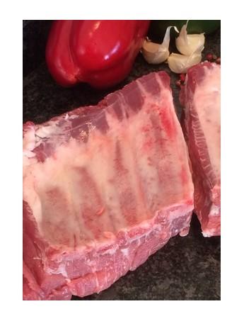 Costillon de porc fermier - Travers